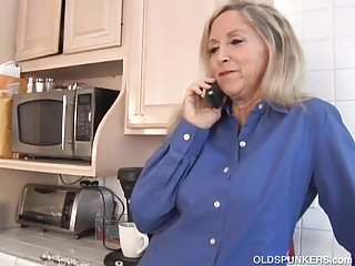 Sexy old granny videos - Super sexy old spunker loves talking dirty to you