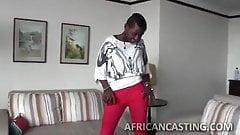 Big ass african