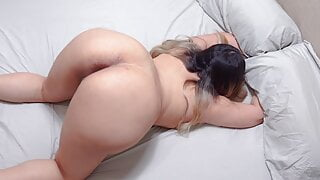The Sexiest Fat Ass You'll Ever Watch Being Fucked