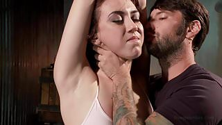 Mandy Muse is tied tight and fucked hard in every hole!!