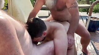 Seducing the Pool Boy
