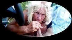 granny suck the cock