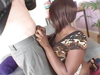 Ebony bbws A creampie for big titted ebony kelly