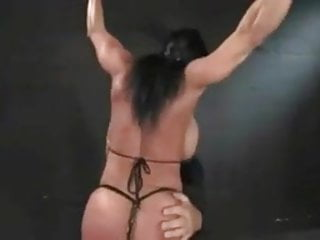 Hiliary duff in bondage Bodybuilder in bondage