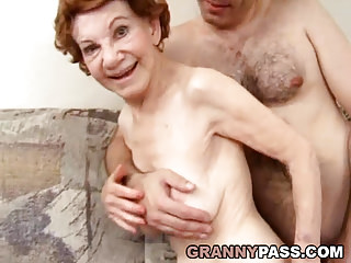 Tube fuck old granny Oma Sex