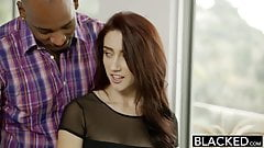 BLACKED - Cheating GF Mandy Muse has anal sex with BBC