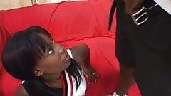 Ebony nice girl so young gets fuck by Ah Chai