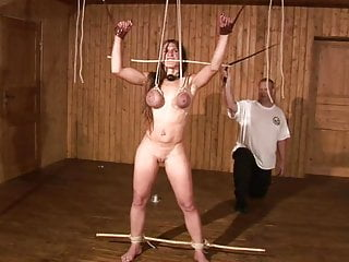 Breast Predicament And Whipping