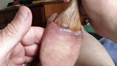 Foreskin 3 of 8 - wooden spoon