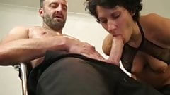 Mummy Kate craves hardcore fucking and gets well rodgered!