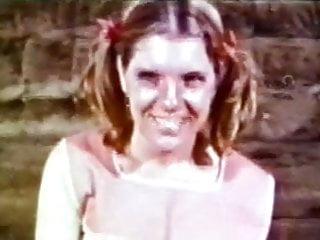 Free vintage pigtails video Vintage teen in pigtails