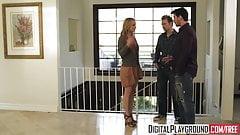Kayden Kross James Deen - The Con Job Scene 3 - Digital Play
