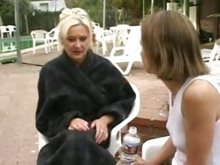 Surf sand and sex Grandma anastasia sands seduces young vanessa mackenzie