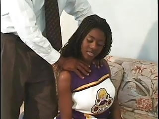 Men sucking black shemale - Black teen cheerleader suck mature men