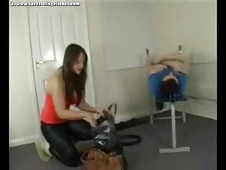 Sat on my face pantyhose Tied up sat on 2 - the smothering