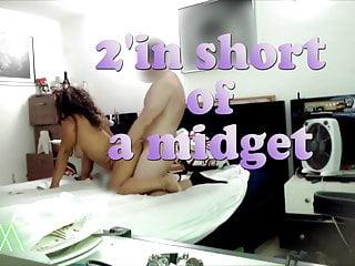 Midgets getting butt fucked Curvy midget gets fuck doggystyle