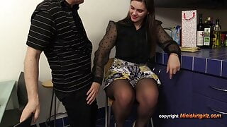 Taylee Wood (Miniskirtgirlz - Creampie)