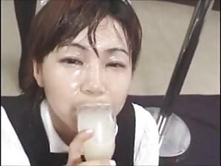 Chinese cum drinkers - Drinkers semen michiko okamoto