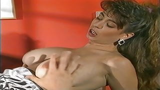 Huge Boobs – Christy Canyon Gets Fucked (4K Upscale)