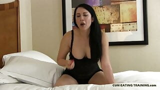 I will tease the cum right out of you – CEI