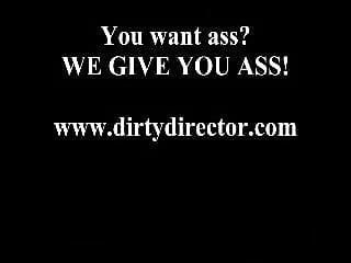 Dirty director anal Bbw granny goes butt fucking wild