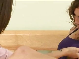 Teen babysitters - Lesbian babysitters 3 - scene 2