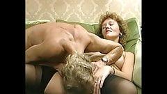 Brigitte from Muenster in black nylons