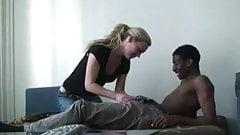 Allemand Interraciale
