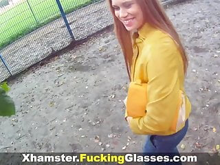 Just teen site freeones Fucking glasses - fucked on a construction site
