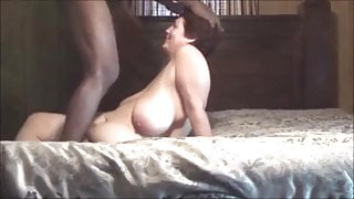 Very big grandma gets fucked by young bbc