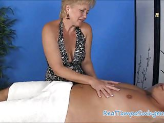 Mature milf hand job - Tracys hand job haven