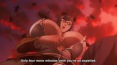 Prison School (Kangoku Gakuen) anime uncensored #8 (2015)