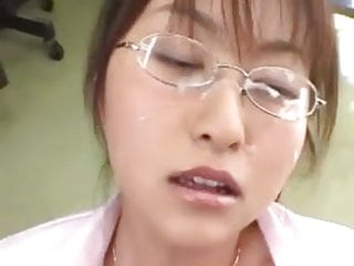 Shemale japa - Cum loads on face japaness