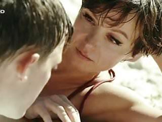 Sex tv videos - Julia koschitz - schweigeminute tv movie 2016 sex scene