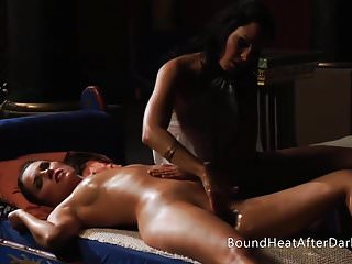 Oily brunette ass massaged asshole fingered - The roman dreams: oily fingers and lustful pussy