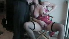 mature wife gets herself and her husband off