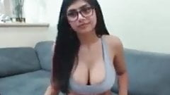 Mia khalifa secret Angel