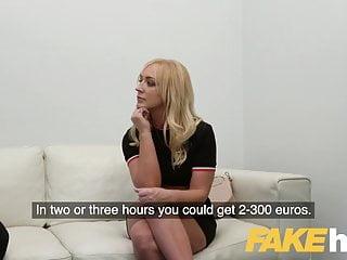 Xvideo amber sucking cock Fake agent shy british blonde amber deen sucks big cock