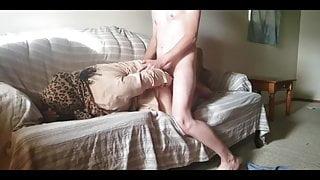 Arab Wife with cuck husband