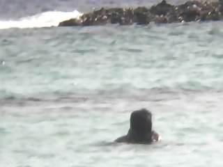 Sex in the beach Sex in the sea aruba