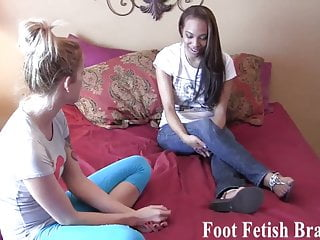 Free videos sex lesbian - Lesbian foot worship for free yoga lessons