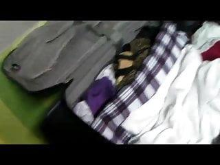 Samsonite suitcase vintage value Sneek peek in her suitcase