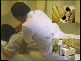 Massage handjob hidden cam Asian hidden cam massage part1