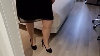 Married French milf in my Dungeon - BBC addicted