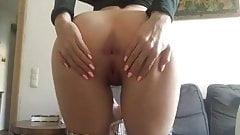 big ass wife ass flash dirty