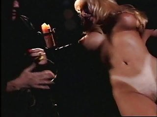 Monk porn movie Blond is fucked by two monks
