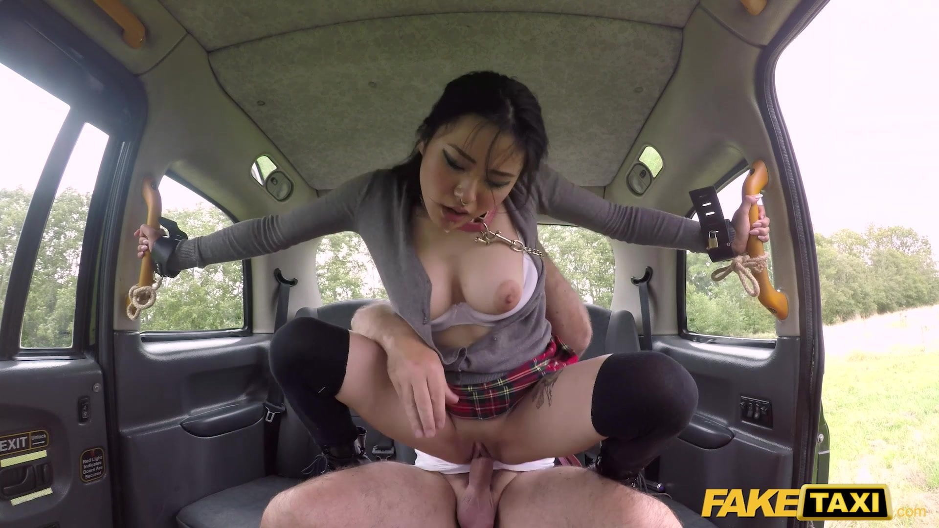 Rebecca More Female Fake Taxi