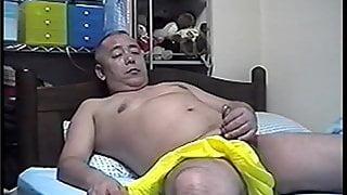 japanese Old Man 158