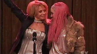 Rosanna Arquette and Ashley Johnson - Dirt