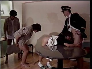 My girlfriend is amazing blow job Horny asian gives pilot an amazing blow job